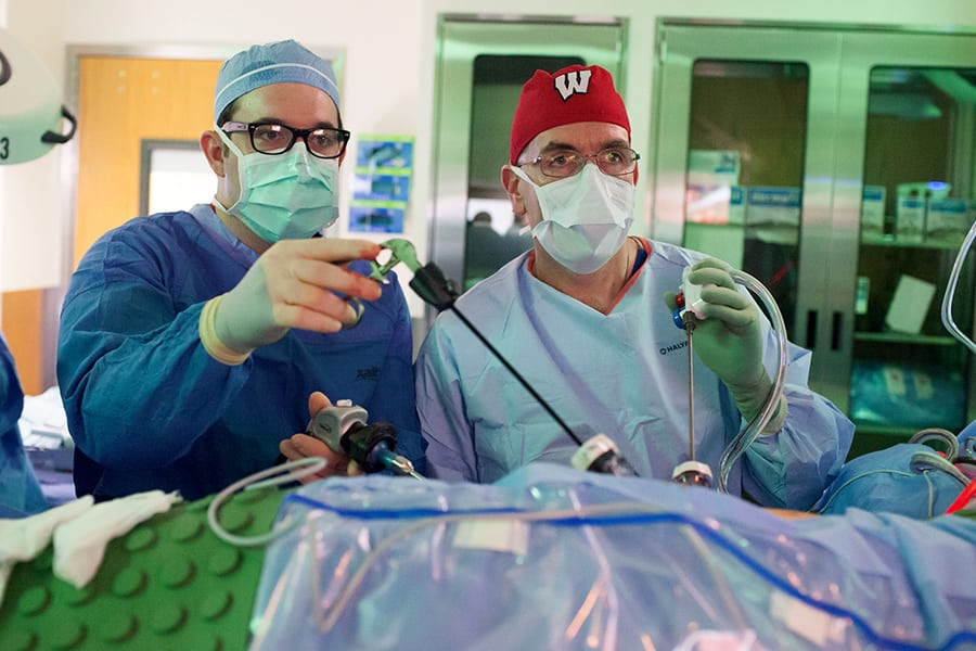 UW Department of Surgery, Division of Transplantation Surgical Suite