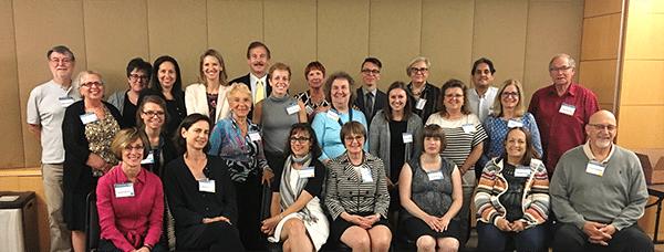 Advisory Council Group photo