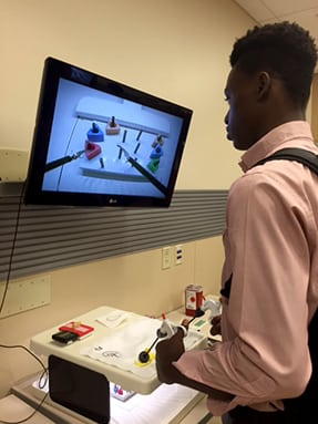 surgery clinical research experiences for high school students