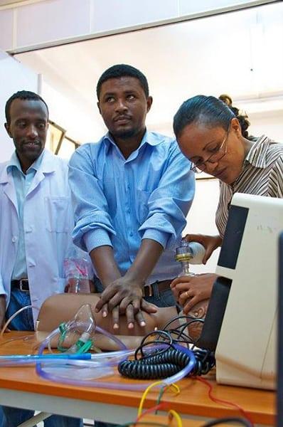 Ethiopian training program